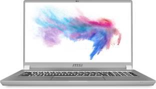 MSI Creator 17 Core i7 10th Gen - (32 GB/1 TB SSD/Windows 10 Home/8 GB Graphics/NVIDIA GeForce RTX 207...