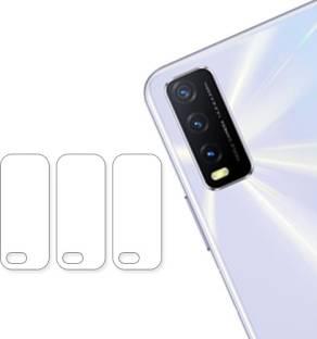 SOMTONE Back Camera Lens Glass Protector for Vivo Y20