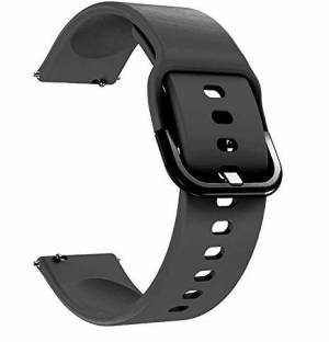 V-TAN Soft Silicone 20mm Band Strap With Metal Buckle Smart Watch with 20mm Lugs Smart Watch Strap