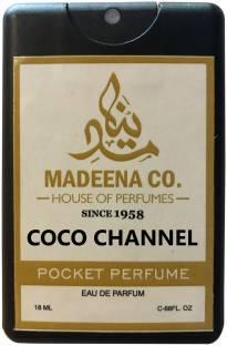 madeena co COCO CHANNEL 18ML POCKET PERFUME Perfume  -  18 ml