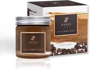 AYSIS essentials Coffe Body Scrub for Normal Oil Skin Scrub