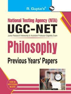 NTA-UGC-NET: Philosophy (Paper II) Previous Years' Papers