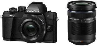 OLYMPUS V207053BE000 Mirrorless Camera Body with VR2 Kit Lens