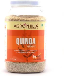 Agrophilia White Quinoa 1 Kg Quinoa