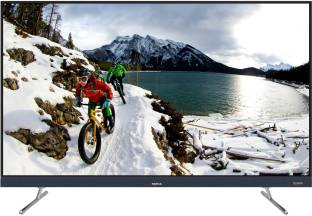 Nokia 139 cm (55 inch) Ultra HD (4K) LED Smart Android TV with Sound by Onkyo