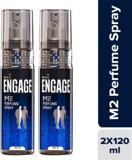 Engage Perfume Body Spray - For Men(120 ml) Perfume Body Spray  -  For Men