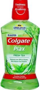 Colgate Fresh Tea Mouthwsh -250 ml - fresh tea (250 ml ) - fresh tea