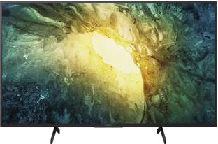 SONY 123 cm (49 inch) Ultra HD (4K) LED Smart Android TV