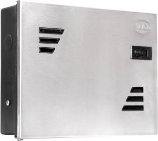 Huge 12 Way SPN MCB Box, Double Door MCB Distribution Board, Stainless Steel Distribution Board