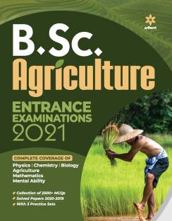 B.Sc. Agriculture Entrance Exam 2021