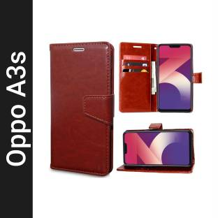Unistuff Back Cover for Oppo A3s