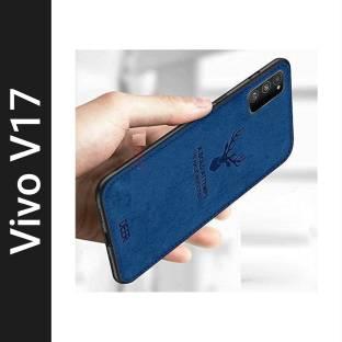 KWINE CASE Back Cover for vivo V17