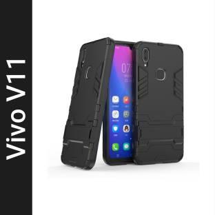 Mobile Mart Back Cover for Vivo V11