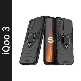 KWINE CASE Back Cover for iQOO 3