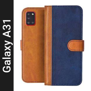 Knotyy Flip Cover for Samsung Galaxy A31