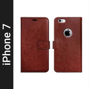 MV Flip Cover for Apple iPhone 7, Apple iPhone 8