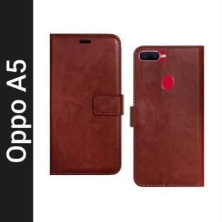 Spicesun Flip Cover for Oppo A5