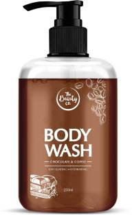 The Beauty Co. Chocolate Coffee Body Wash   Made in India