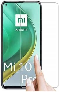 AKSHUD Tempered Glass Guard for Mi 10T Pro, Mi 10T