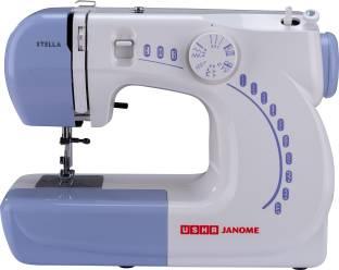 Usha Janome Stella Electric Sewing Machine