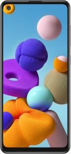 SAMSUNG Galaxy A21s (Silver, 128 GB)