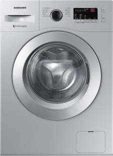 SAMSUNG 6 kg Fully Automatic Front Load Silver