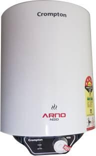 CROMPTON 15 L Storage Water Geyser (Arno Neo 3015, White)