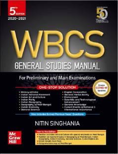 Wbcs General Studies Manual