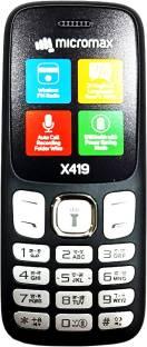Micromax X419