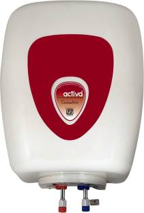 Activa 6 L Instant Water Geyser (Executive, Ivory, Maroon)