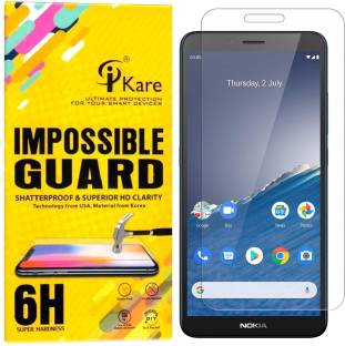iKare Impossible Screen Guard for Nokia C3