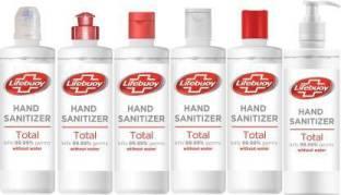 LIFEBUOY Total Sanitizer Hand Sanitizer Bottle