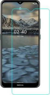 Desirtech Tempered Glass Guard for Nokia 2.4
