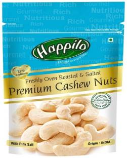 Happilo Premium Roasted and Salted Cashew Nuts