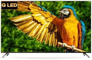 Sansui 138 cm (55 inch) QLED Ultra HD (4K) Smart TV