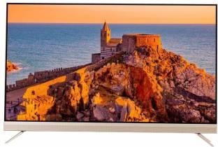 Akai 139.7 cm (55 inch) QLED Ultra HD (4K) Smart TV