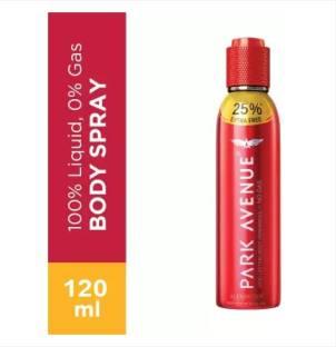 PARK AVENUE Long Lasting Body Fragrance-Alexander Perfume  -  120 ml