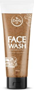 The Beauty Co. Chocolate Coffee Face wash | Made in India Face Wash