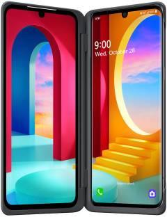 LG Velvet Dual Screen (Black, 128 GB)