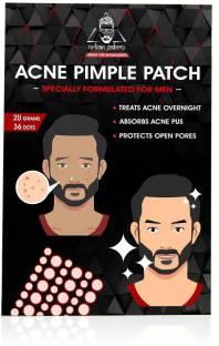 urbangabru Acne Pimple Patch (72 Dots / Invisible Facial Stickers Cover)