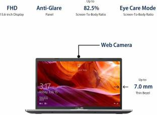 ASUS Core i3 11th Gen - (8 GB/256 GB HDD/256 GB SSD/Windows 10 Home) X515EA-BQ312TS Laptop