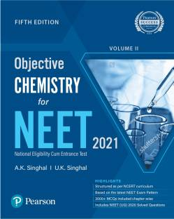 Objective Chemistry for Neet
