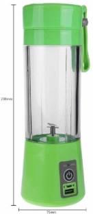 YADU ENTERPRISES Portable USB Juicer 4 Blades Handheld Bottle USB Electric Fruit Citrus Lemon Juicer B...