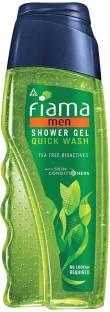 FIAMA Quick Wash Shower Gel