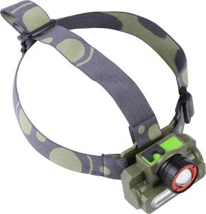 Care 4 2 in 1 rechargeable high power zoomable head torch light with Usb charging cord Torch
