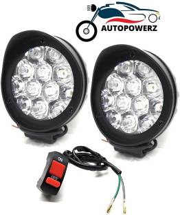 AutoPowerz LED Fog Lamp Unit for Universal For Car Universal For Car