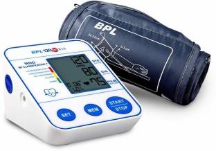 BPL Medical Technologies 120/80 B18 BPL 120/80 B18 Blood Pressure Monitor Bp Monitor
