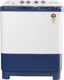 Voltas Beko 8.5 kg Semi Automatic Top Load White, Blue