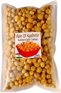 vale of kashmir Kashmiri Lehsun / Garlic, Himalayan Single Clove