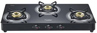 Prestige Royale Plus Glass Manual Gas Stove